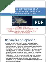 Intereses Geopoliticos de La Republica Dominicana