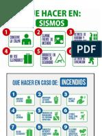 Que hacer en sismos, incendios, mochila de emergencia, erupciones volcánicas, sitios seguros Quito.pdf