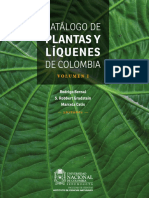 Bernal et al.-2016-Catalogo de Plantas y Liquenes de Colombia-Vol I