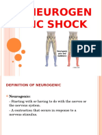 Neurogenic Shock (New)