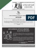 EDICTOS JUDICIALES LAMBAYEQUE