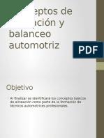 conceptosdealineacinybalanceoautomotriz-140625182253-phpapp01