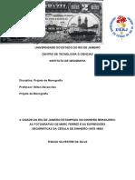 Thiago Silvestre - Projeto de Monografia