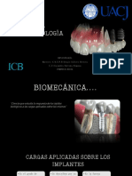 Biomecanica en Implantologia