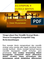 PPT strategi bisnis