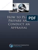 JFA Appraisal WP 1