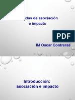Medidas de Asociacion y de Impacto