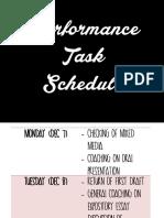 Oral Presentation Coaching