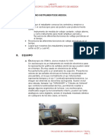 osciloscopio Instrumentode Medida