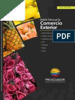 Boletín de Comercio Exterior Junio Julio 2015
