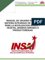 Manual Para Registrarse en Sigmav