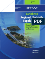 Caribbean Regional Electricity Supply Options