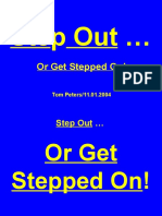 Step Out 110104