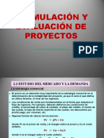 Metodos de Proyeccion de Mercado