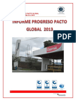 Informe Pacto Global Eternit Colombiana 2013