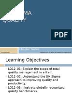 Six Sigma Quality