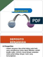 Sistem Bank - Deposito'