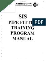 Pipe Fitter Training Program Manual