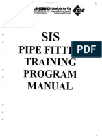 Pipe Fitter Training Program Manual