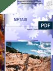 Materiais de  Construção - Metais