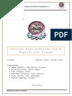 fluidos - fuerzas hidrostaticas sobre superficies planas como el culo de harry-Grupo-1.docx