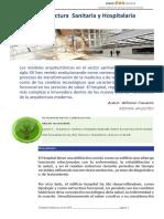 Arquitectura Saniataria y Hospitalaria