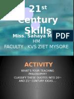 21stcentury Skills Final