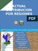 Regionalización 16-05
