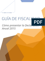 2015 Guia Mexico Declaracion Anual