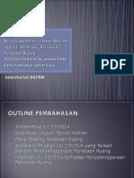 451Review UU 23 Tahun 2014 Tentang Pemerintahan Daerah BKPRN
