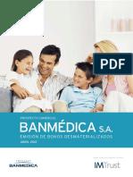 BANMEDICA Prospecto Comercial