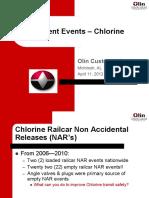 Current Events - Chlorine - McI 2012