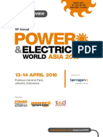 (2204) Power & Electricity World Asia 2016 A4 19Page Brochure Update 1.6