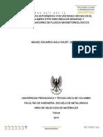Estructuras Antisismicas Con Ventanas Hechas en El Copolimero Etfe Para Reducir Densidad y Amortiguadores de Fluidos No Newtonianos