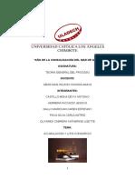 Teoria General Del Proceso Acumulacion y Litis