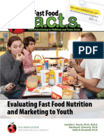 FastFoodFACTS Report Summary 2010