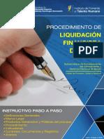 Instructivo liquidacion A5