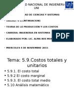 Los Costos. Uni(1)