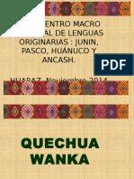 Ponencia Ancash 2014 Copia