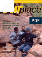 Our Place Magazine, 30, Centre for Appropriate Technology AU