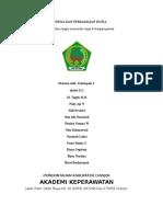 Indonesia Dan Perdamaian Dunia