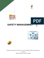 Safety Managemnet