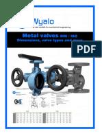 Catalog Wyalo Metal Valves 1 1