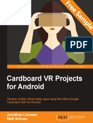Cardboard VR Projects for Android - Sample Chapter | Shader