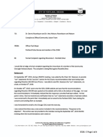 Portland Police Reform COCL Complaint and Exhs a Through F 11-19-15 .11 14