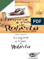 El Regreso a Clase de Roberta
