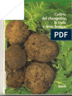 Cultivo Del Champiñon, La Trufa Y Otros Hongos