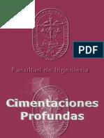 CIMENTACIONES PROFUNDAS