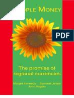 Bernard Lietaer - People Money PDF From Epub