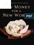 Bernard Lietaer - New Money for a New World PDF From Epub